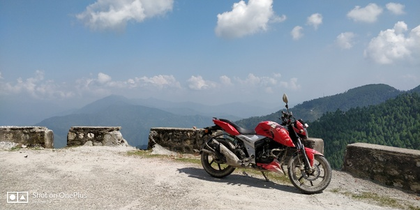 Which is the best color for an Apache RTR 160 4V? - Quora