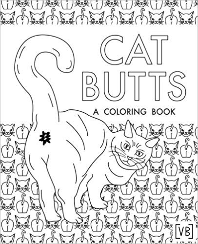 Where Can I Download Pdf Of Cat Butts A Coloring Book Quora