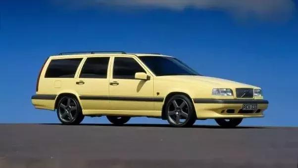 Volvo 5 cylinder