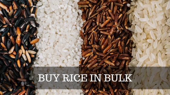 Where can I go to buy rice in bulk? - Quora