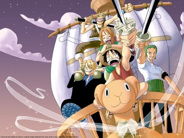 Where can I watch One Piece episodes that are dubbed in English? - Quora