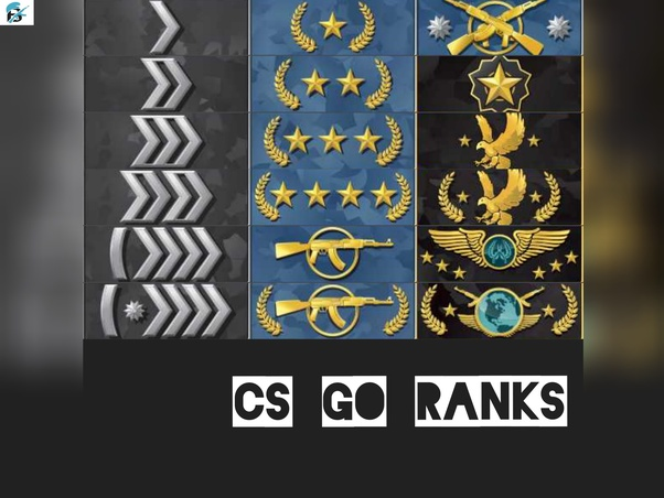highest rank in csgo
