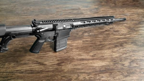 How is the DPMS Oracle AR pattern rifle in reliability and