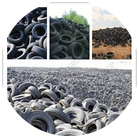 How To Recycling The Waste Rubber Tires Quora
