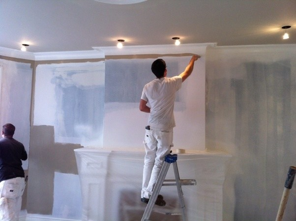 How much does it cost to get your house painted quora - Cost of painting interior of home ...