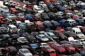 How Many Cars Can Fit In The Parking Lot With A Total Area