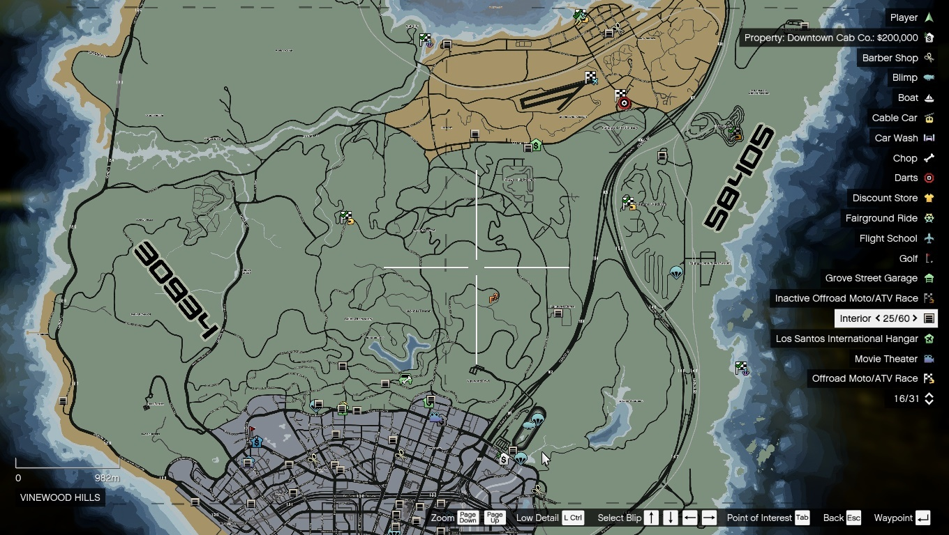 Why Does The Gta 5 Map Feel Smaller Than The Gta In San