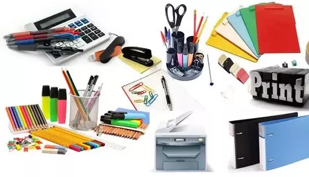 This Is The Basic Items For Essential Office You Can Stationery Your At Site Stationary Wholers
