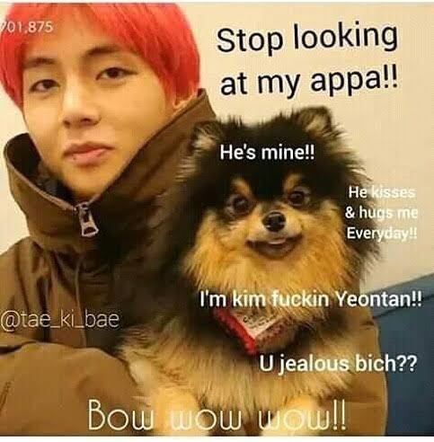 How much close BTS is to Yeontan? - Quora