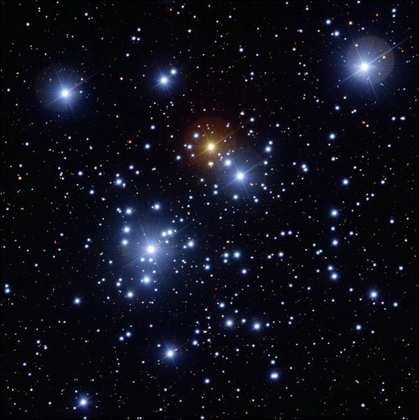 Most beautiful stars in the sky