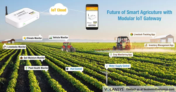 Is There Any New Method For Smart Agriculture Using Iot