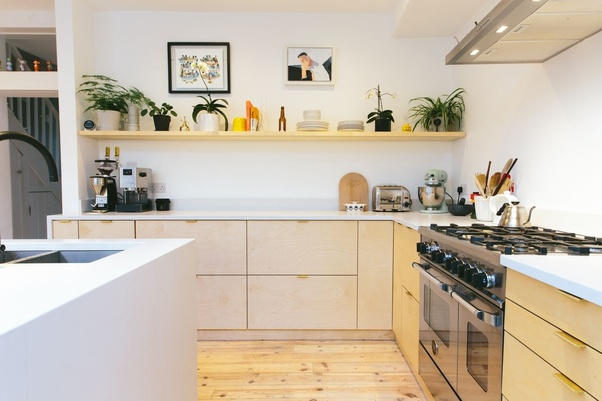 Which One Is The Best For Kitchen Cabinets Pvc Or Plywood Quora