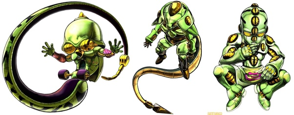 Is it possible for a character to have two stands in JoJo's