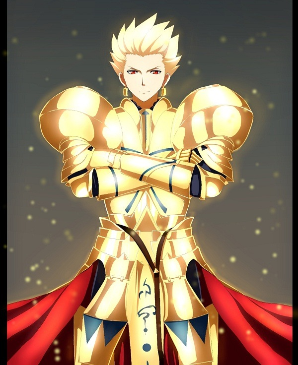 Anyone Whose Seen Fate Zero Knows How Powerful This Guy Is Hes Like If Saitama Were In The War Itd Be Badass Being Archer Class Youd Think