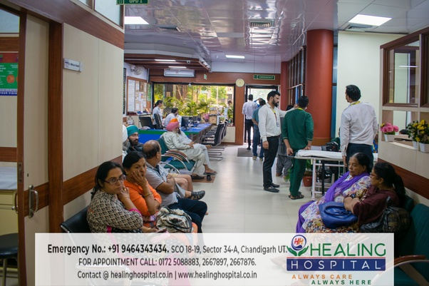 Which is the best hospital in Chandigarh? - Quora