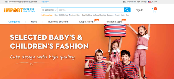 Where do I find wholesale suppliers for kids' clothes? - Quora