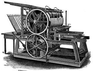 And We Briefly Touched The Topic Of Printing Press Invented By Johannes Gutenberg Truth Is That Theres A Lot