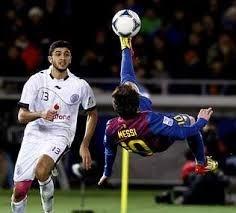 Has messi scored a bicycle kick goal in his career quora - Messi bicycle kick assist ...