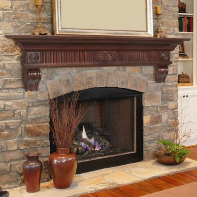 What Is The Proper Fireplace Mantel Height Quora