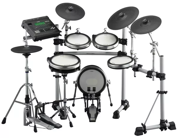 This Was A Great Alternative To Real Drum Kit And We Could RENT IT No Worries If I Dropped Out Of The Music Program Be Returned