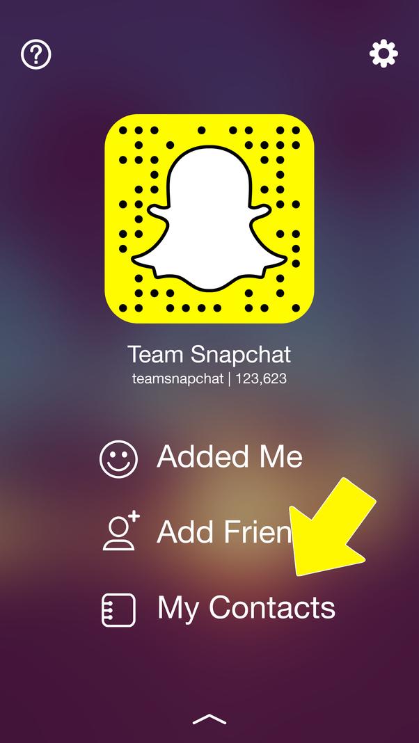 Add me snaps