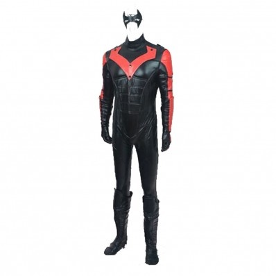 What are some nightwing cosplay costumes quora the character has appeared in various incarnations with the nightwing identity most prominently being adopted by dick grayson when he moved on from his solutioingenieria Images