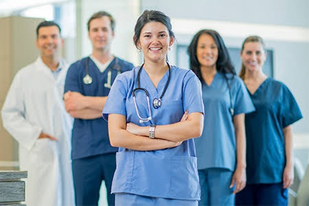 How to get admission in b sc nursing in different government college