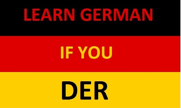 how to learn german webiste