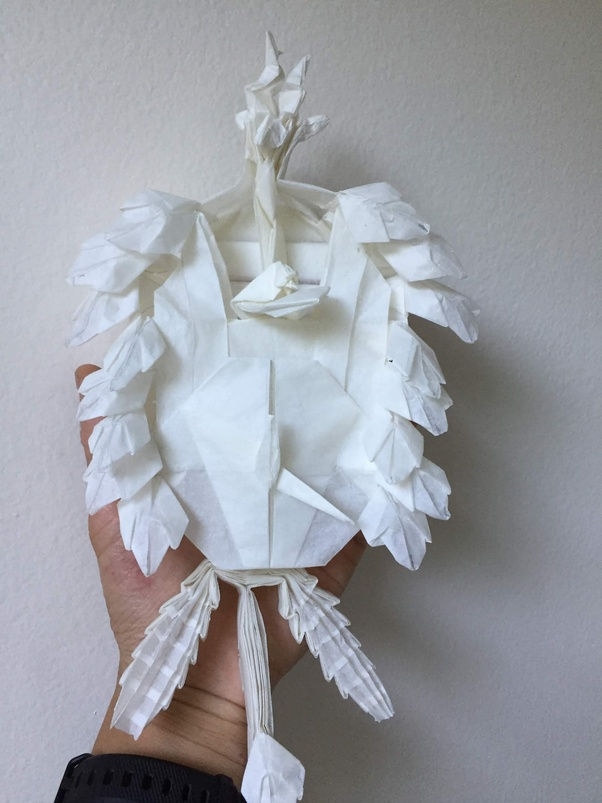 What Is Your Coolest Origami Object That You Made Quora