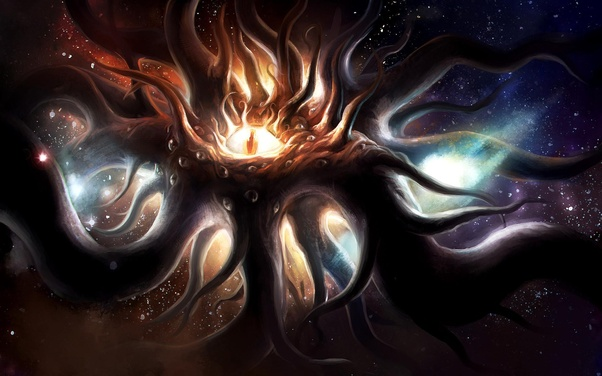 26 Most Unwanted Fictional Characters In The Real World Azathoth, the deity in the Cthulhu Mythos and Dream Cycle stories by H. P. Lovecraf