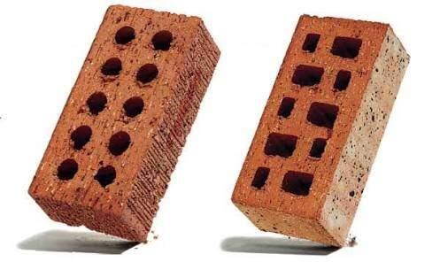 Why Do Bricks Contain Holes