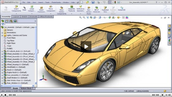 What are the best cad softwares for automobile designing - Voiture autocad ...