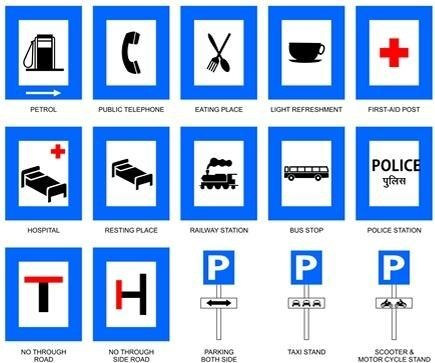How Many Traffic Signs Are There In India Quora