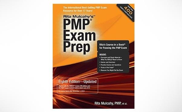 Pmp Book By Rita Mulcahy 7th Edition