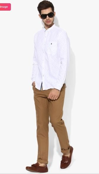what color shirt should i wear with dark brown pants quora