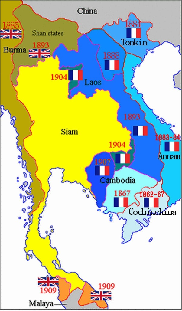 Why was thailand never colonized quora thailand succeeded to remain independent partly due to fact that it served as buffer between french indochina and british empire and partly due to reforms gumiabroncs Gallery
