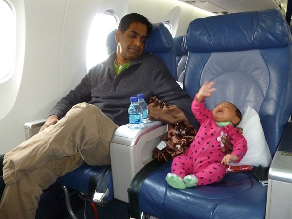 Do Airlines Charge For An Infant Below 1 Year For Flight
