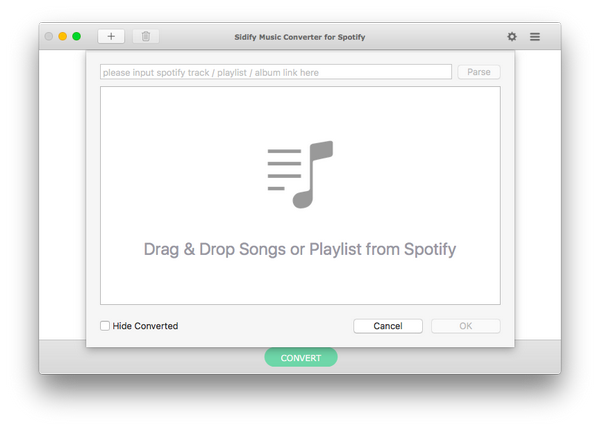 Sidify Music Converter For Spotify Mac Version Windows Is One Of The Best Choice Those Who Want To Transfer Playlists Other