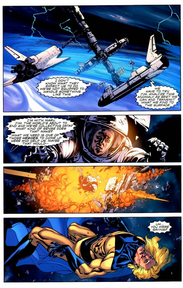 can blue marvel knock out 616 hulk quora