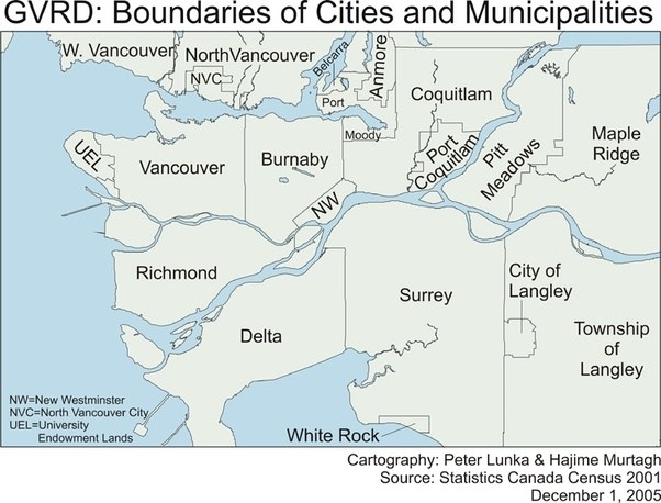Is Vancouver Canada a big city Quora