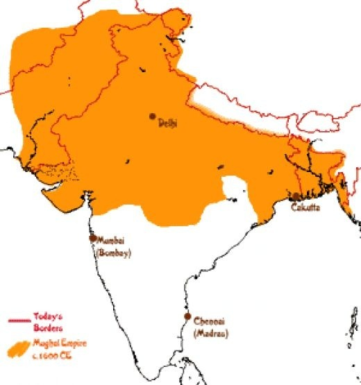 how did the mughal empire s reign affect the development and culture