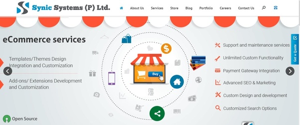 How to build a basic e-commerce store with PayPal as the payment method? What programming language is used, and is there any template I can use