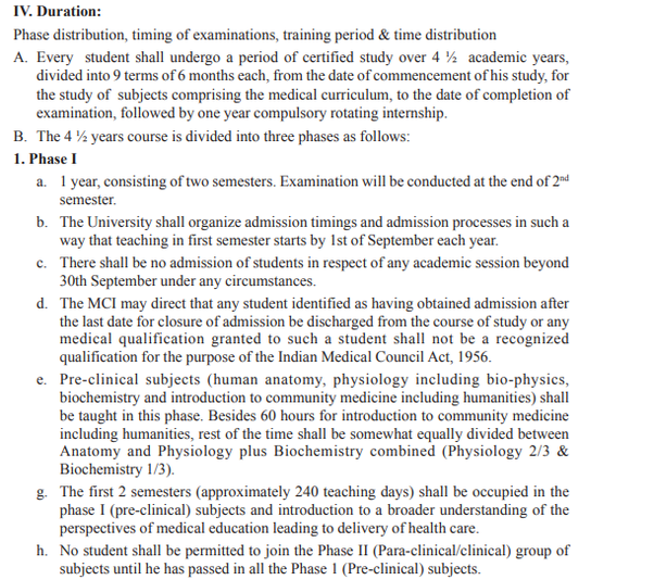 What Are The Subjects Of Mbbs 1st Yr Quora