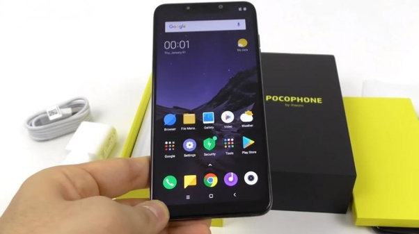 What are the specifications of a Xiaomi Pocophone F1? - Quora
