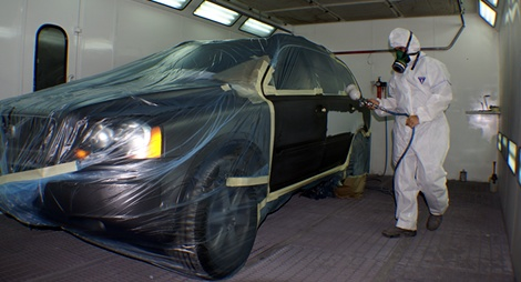 How much do car paint jobs cost quora the necessary materials are widely available from hardware and automotive stores for as little as 75 solutioingenieria Choice Image