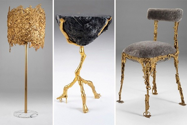 ... (post Modernism) Involves Approperating Desperate Styles From The Past  And Reinventing Them In New Ways. Here You Have U201cPost Modern Baroque  Furnitureu201d:
