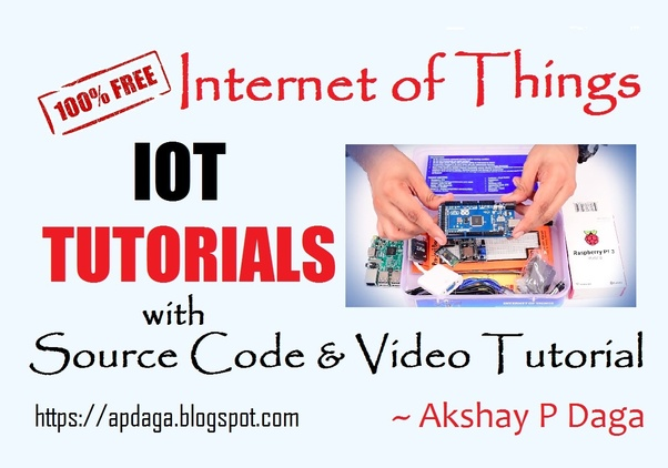 Which is the best online free course for iot? - Quora