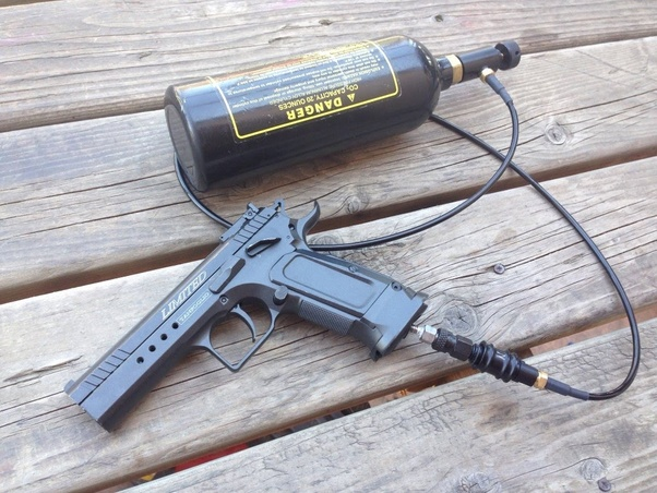 What high end full-auto airsoft pistol would you recommend? - Quora
