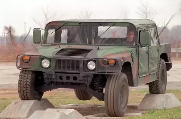 It has canvas doors u0026 top because when it came out in 1984 it was expected that future combat would have a front line and rear areas that were fairly safe. & Weapons: What was the benefit of deploying Humvee in the Iraq and ...