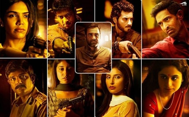 What are some memorable/chilling scenes from Mirzapur